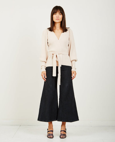 ULLA JOHNSON LYRA WRAP