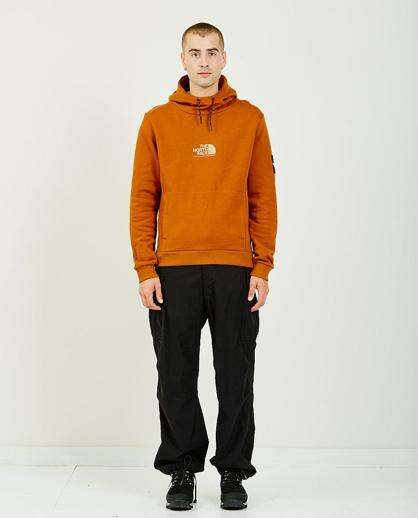THE NORTH FACE-M FINE ALPINE HOODIE-Men Sweaters + Sweatshirts-{option1]