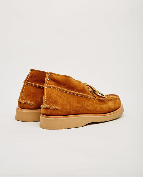 YUKETEN Main Guide Chukka Brown