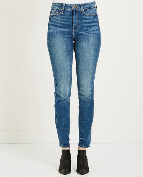 PAIGE MARGOT HIGH RISE ANKLE JEAN