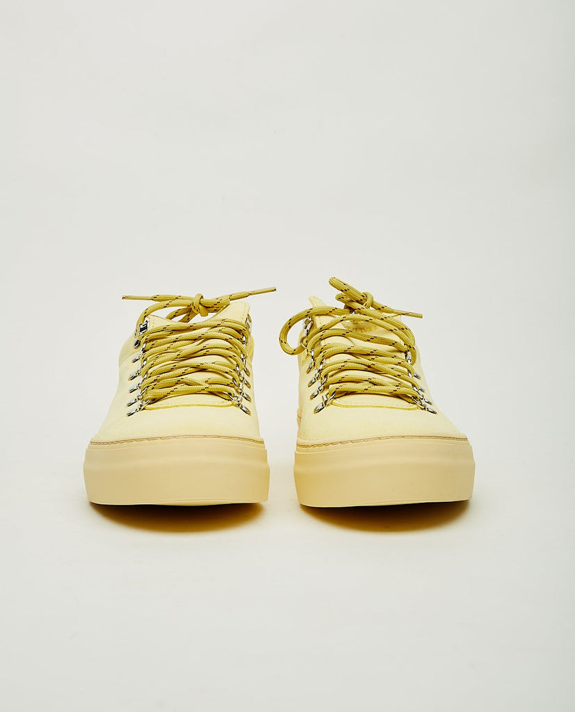 DIEMME-Marostica Yellow Suede-Men Sneakers + Trainers-{option1]
