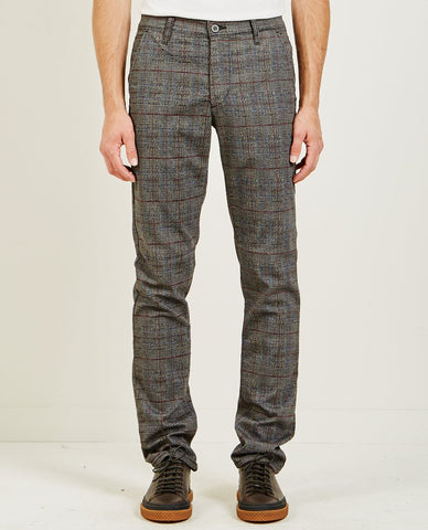 NORSE PROJECTS HAGA BRUSHED MOLESKIN PANTS