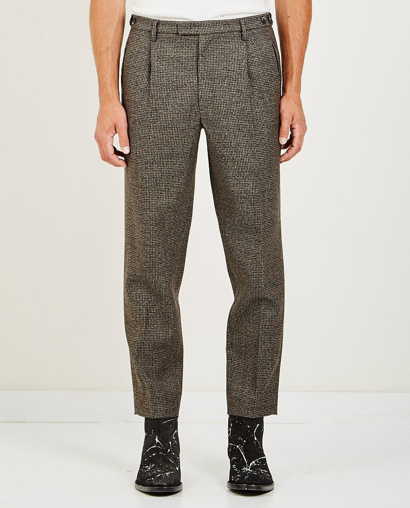 BARENA-MASCO PEVARIN PANTS-Men Pants-{option1]