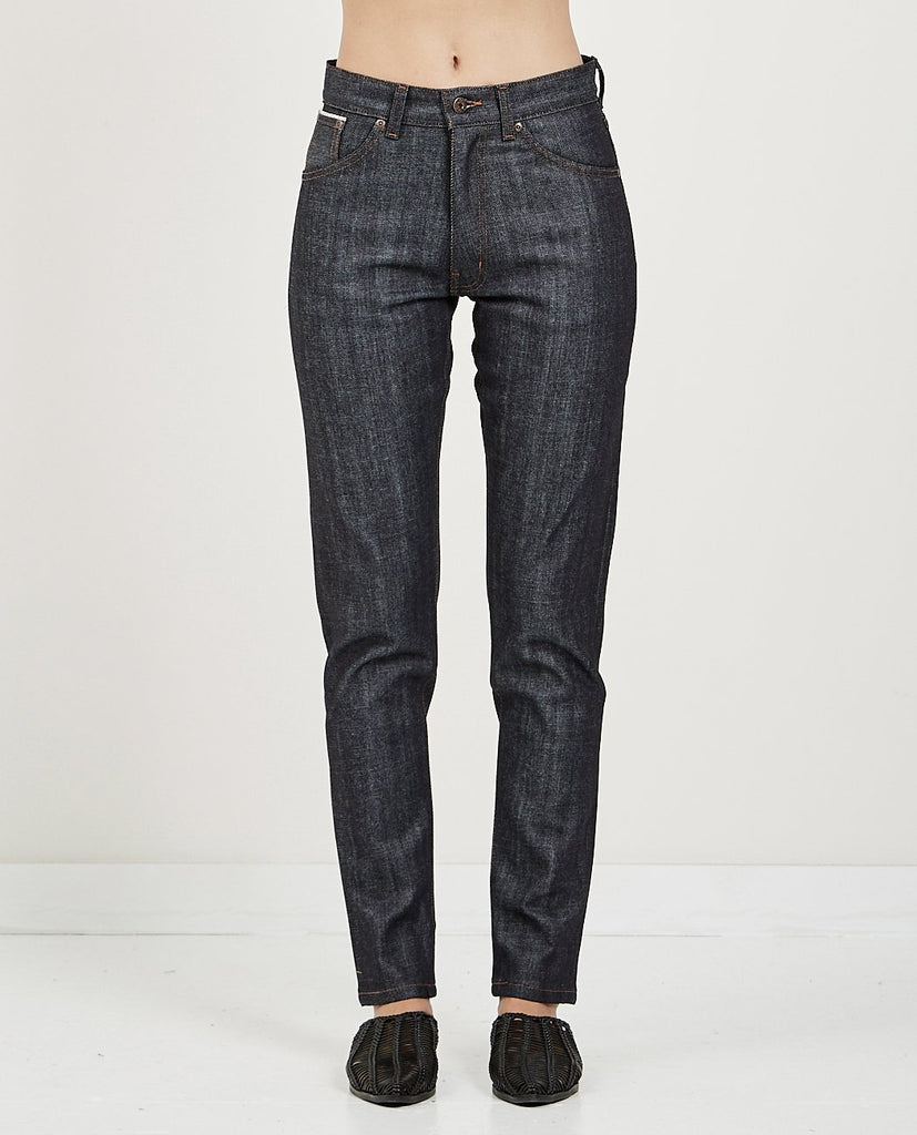 NAKED & FAMOUS-Max Jean Stretch Selvedge Raw Denim-Women Straight-{option1]