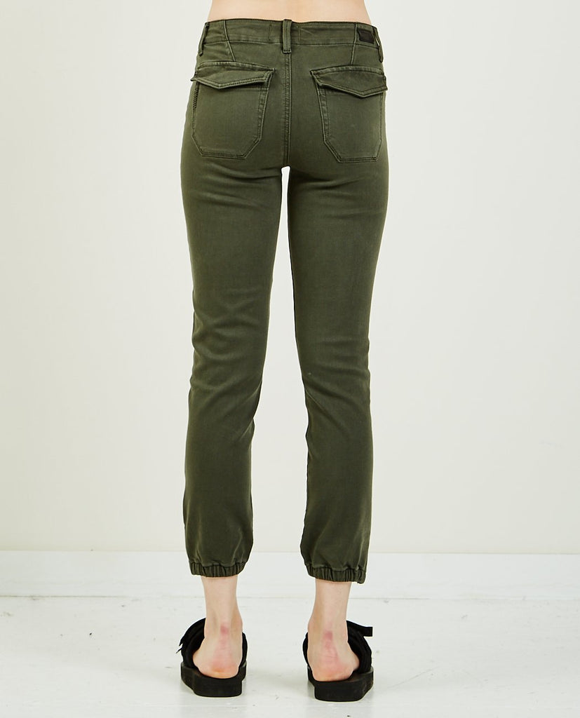 PAIGE-Mayslie Jogger Smokey Olive-Women Pants-{option1]