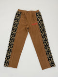 PLEASURES-Memories Pant Brown-Men Pants-{option1]