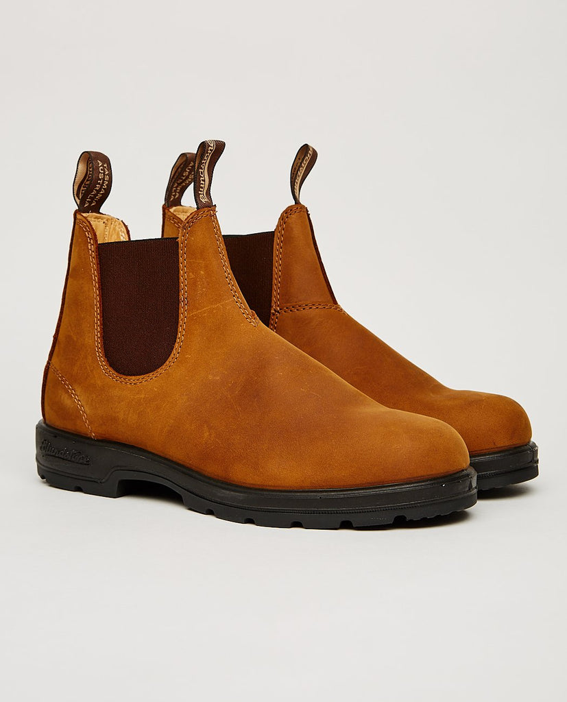 MEN'S SUPER 550 BOOT CRAZY HORSE-BLUNDSTONE FOOTWEAR-American Rag Cie