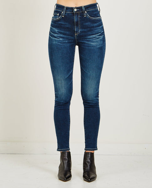 AG JEANS MILA ANKLE JEAN 10 YEARS TRANSCENDANCE