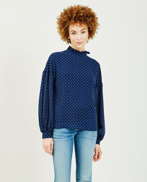 JUST FEMALE Milou Blouse