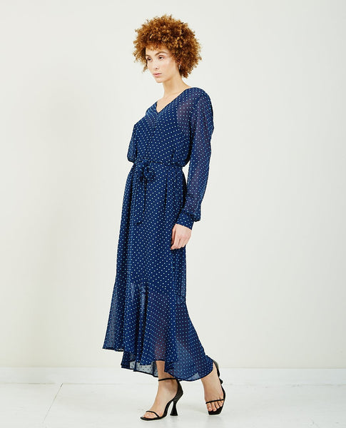 JUST FEMALE Milou Maxi Dress