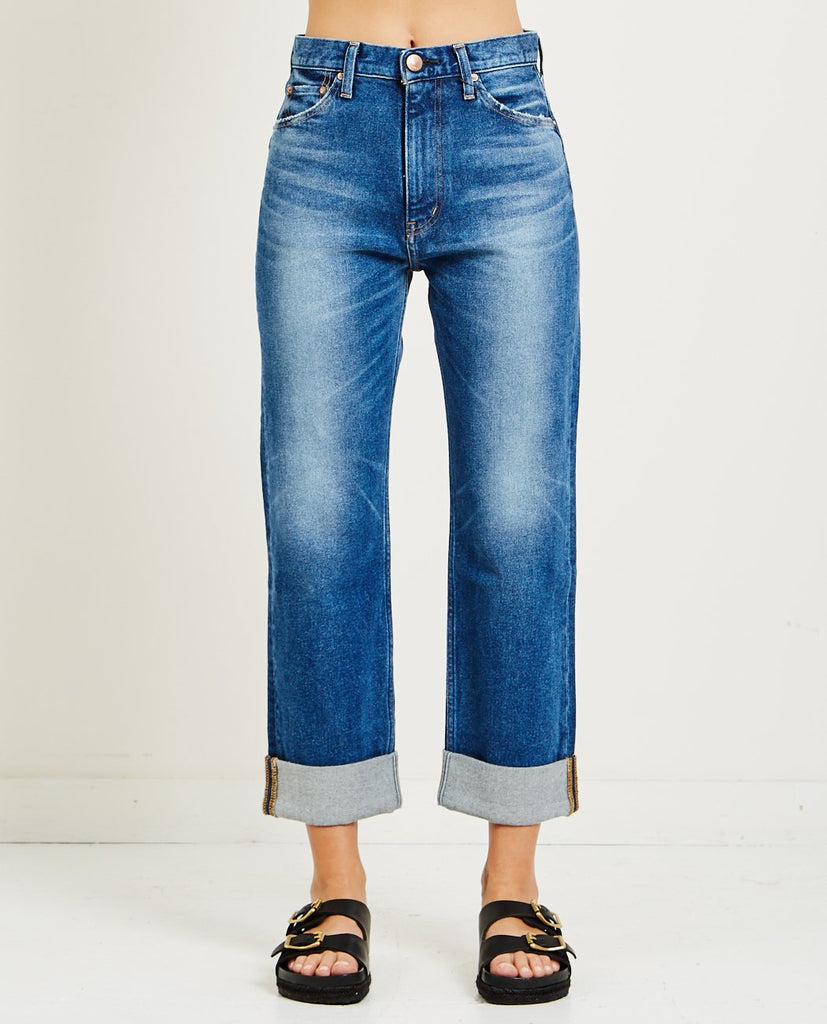 RED CARD-MM70 AKIRA JEANS-Women Bootcut-{option1]
