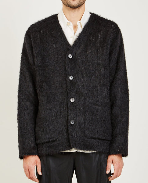 OUR LEGACY MOHAIR CARDIGAN