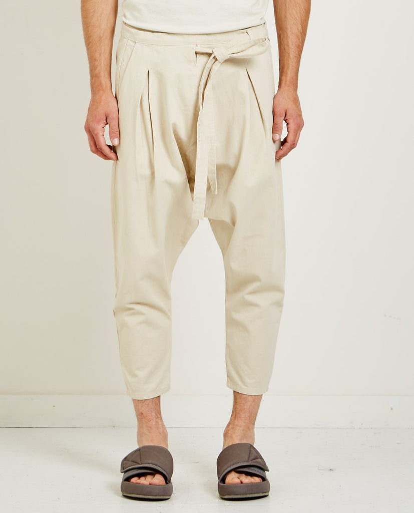 PROSPECTIVE FLOW-MOMOHIKI PANT-Men Pants-{option1]