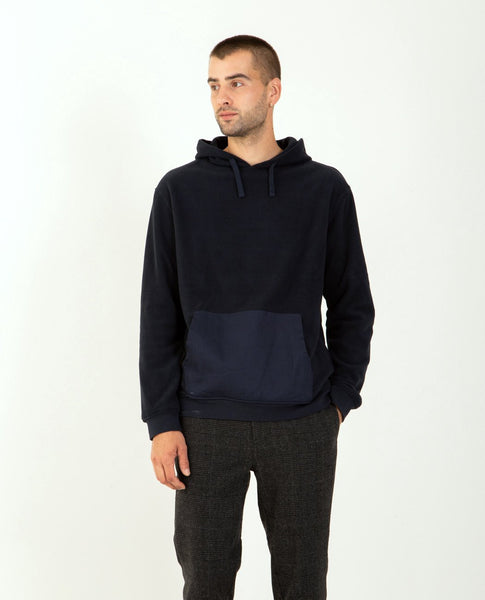 BANKS JOURNAL Moniter Deluxe Fleece Hoodie