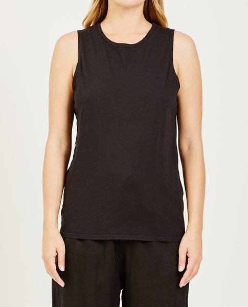 RICHER POORER Muscle Tank Black