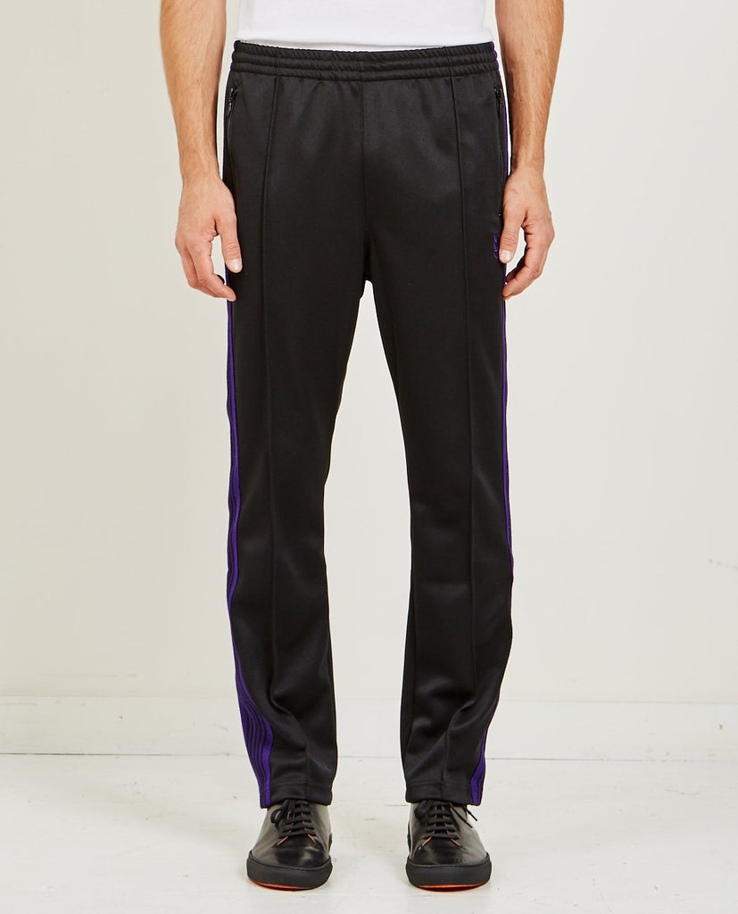 NEEDLES NARROW TRACK PANT POLY SMOOTH