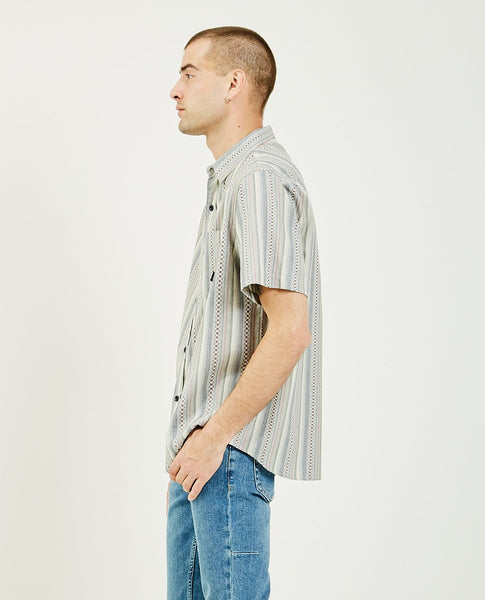 THRILLS Needles Stripe Shirt