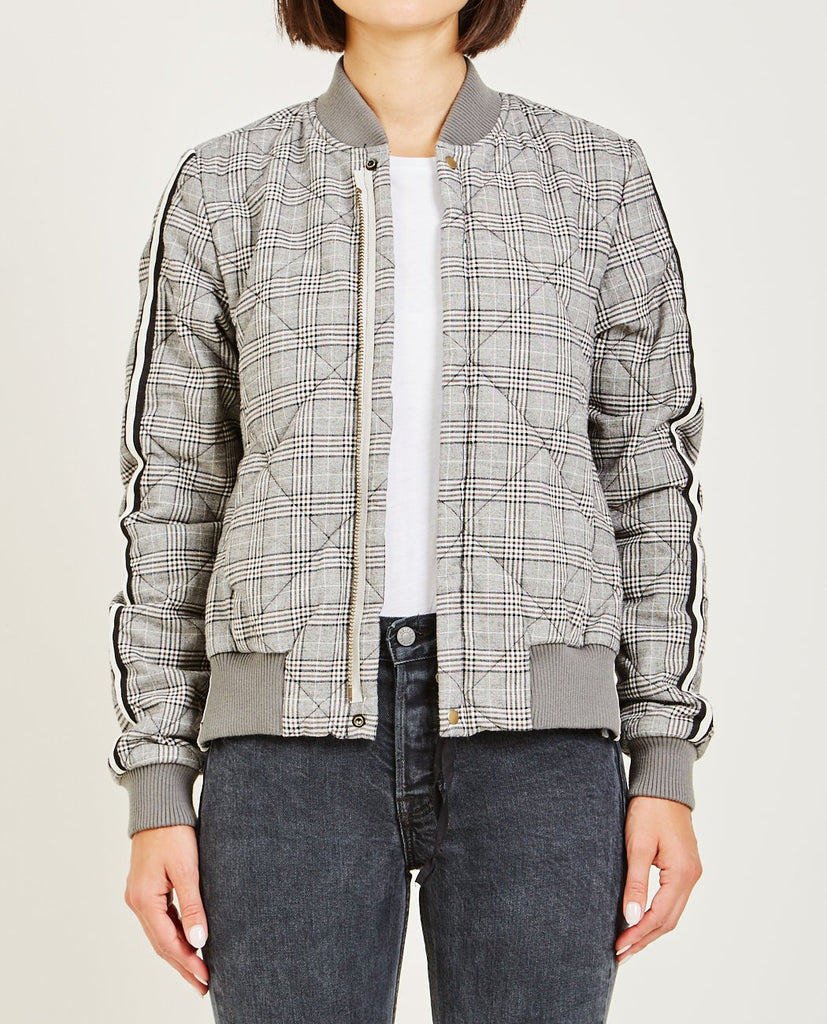 NEIL QUILTED BOMBER JACKET-NSF-American Rag Cie