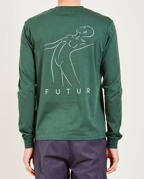 FUTUR NEW 01 LONG SLEEVE TEE