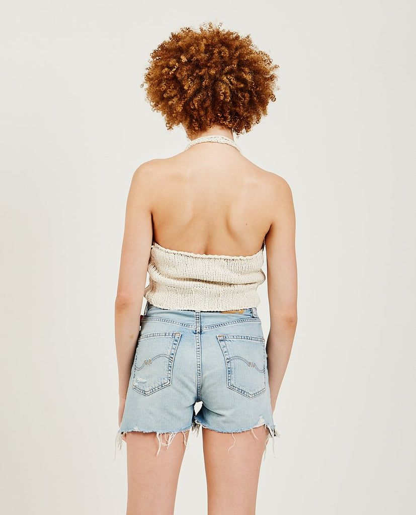 Nic High Rise Cutoff Shorts-DENIMIST-American Rag Cie
