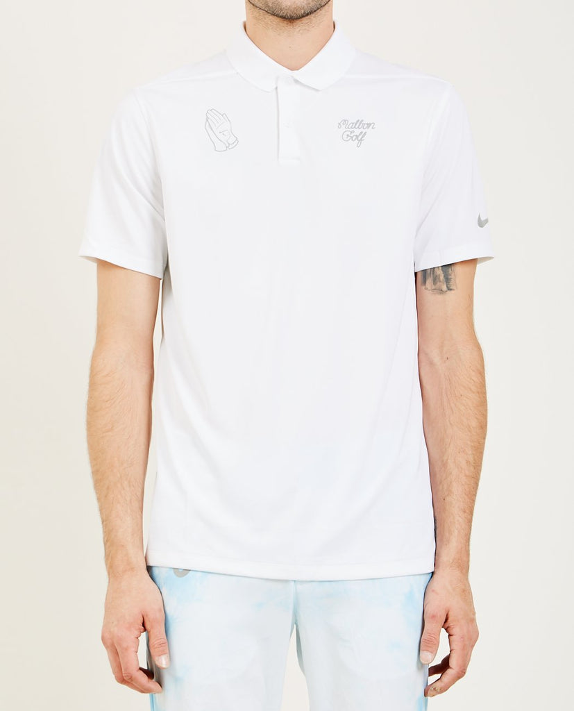 MALBON GOLF-NIKE DRY VICTORY POLO-Men Shirts-{option1]