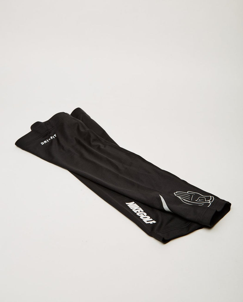 MALBON GOLF NIKE SOLAR SLEEVE BLACK