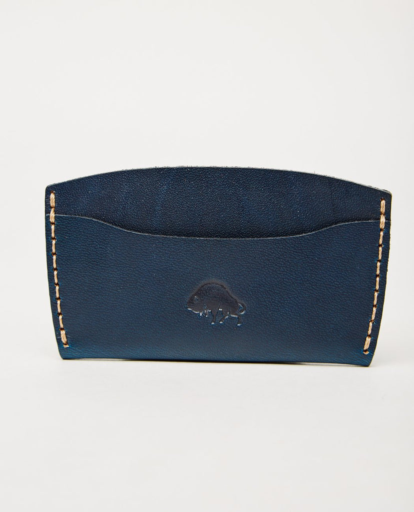 EZRA ARTHUR NO. 3 WALLET NAVY