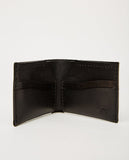 EZRA ARTHUR-No. 6 Wallet Black-BWMWAL-{option1]