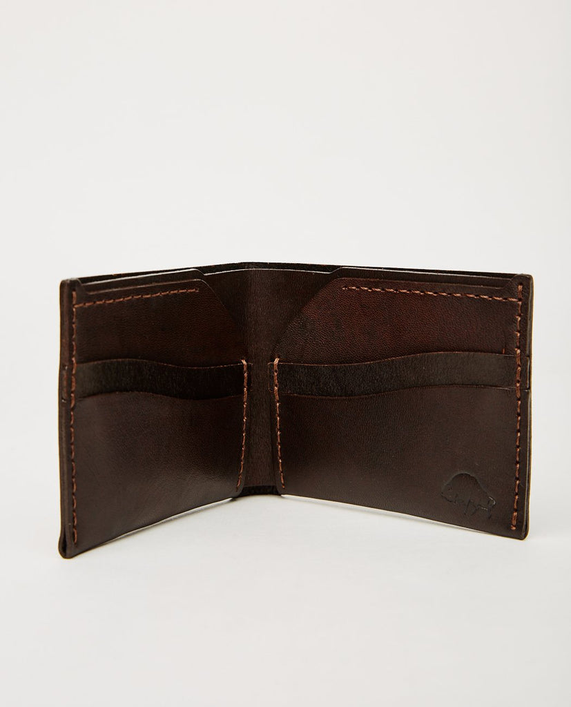 EZRA ARTHUR-No. 6 Wallet Malbec-Men Wallets-{option1]
