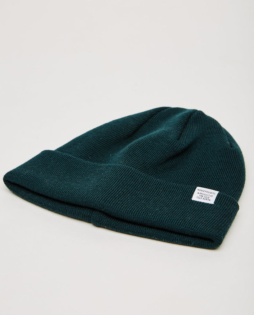 NORSE PROJECTS-NORSE TOP BEANIE-Men Hats-{option1]