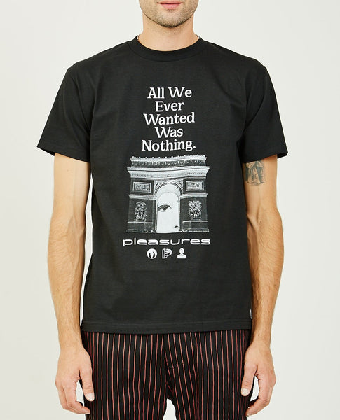 PLEASURES NOTHING TEE