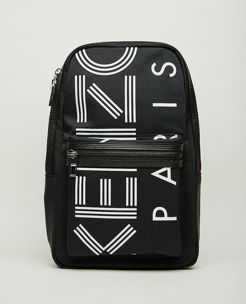 KENZO NYLON ONE SHOULDER BACKPACK