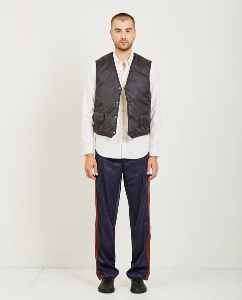 OUR LEGACY NYLON REVERSIBLE PURON VEST
