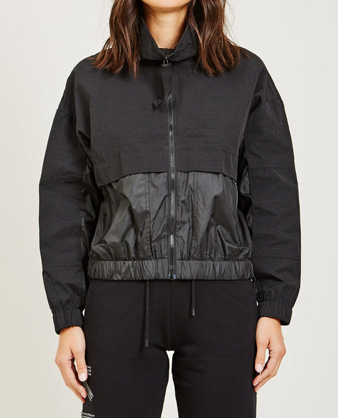 KENZO NYLON TECHNICAL WINDBREAKER