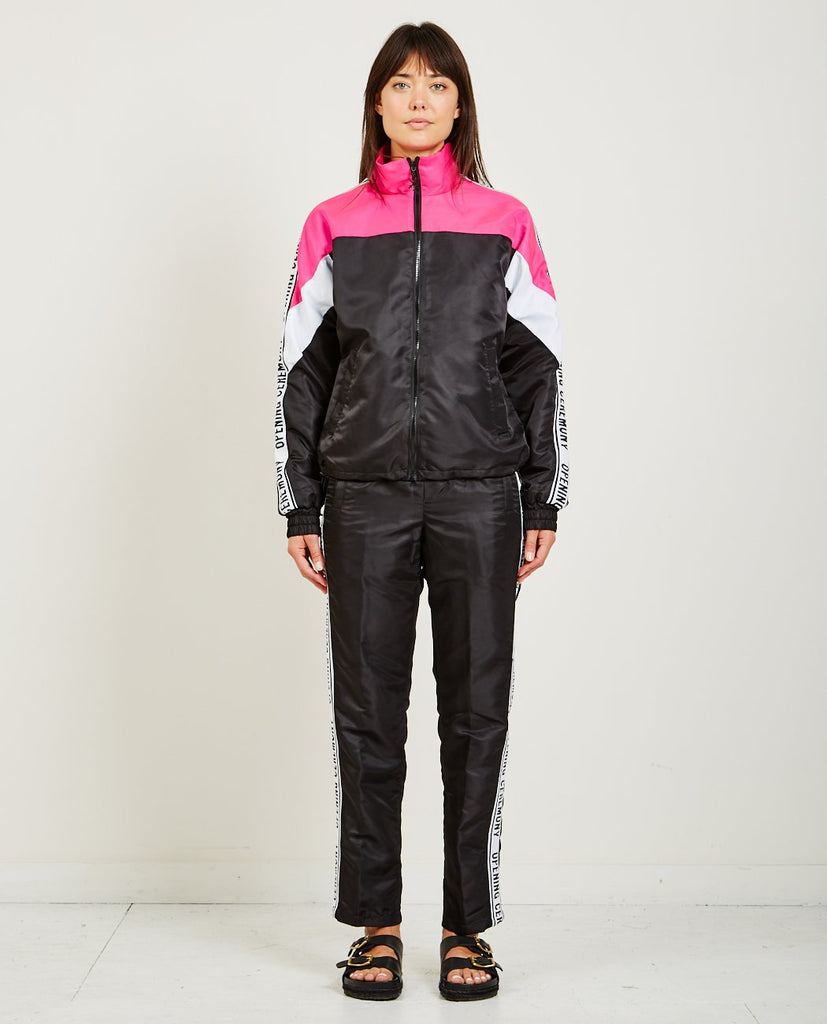 OPENING CEREMONY NYLON WARM UP JACKET