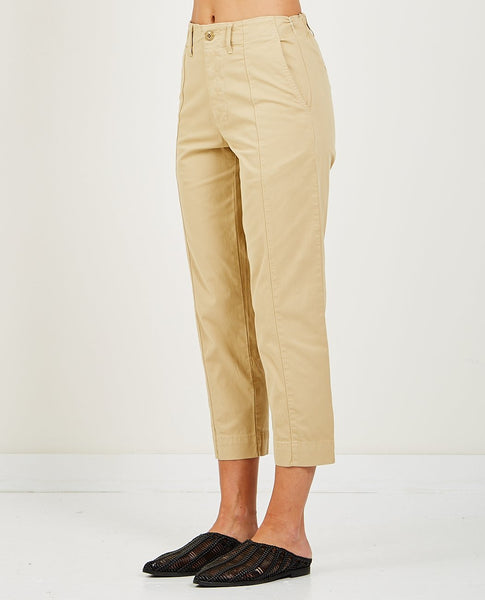 ALEX MILL OFFICER ANKLE PANTS