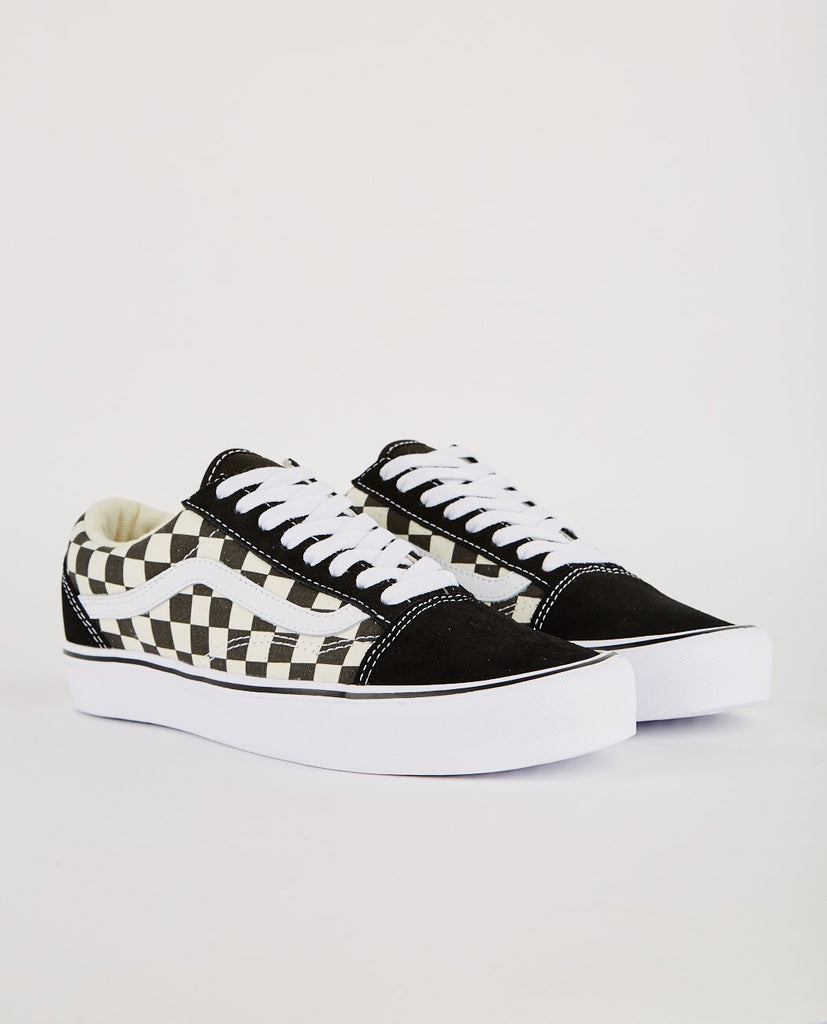 VANS-OLD SKOOL LITE CHECKERBOARD-Men Sneakers + Trainers-{option1]