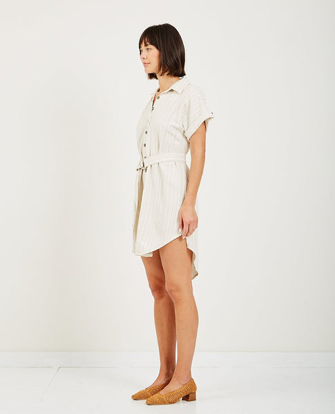 SAINT HELENA ONDINE SHIRT DRESS