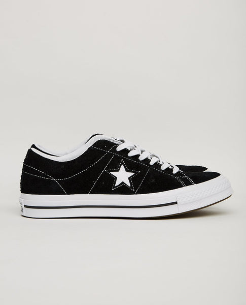 CONVERSE One Star Low Black
