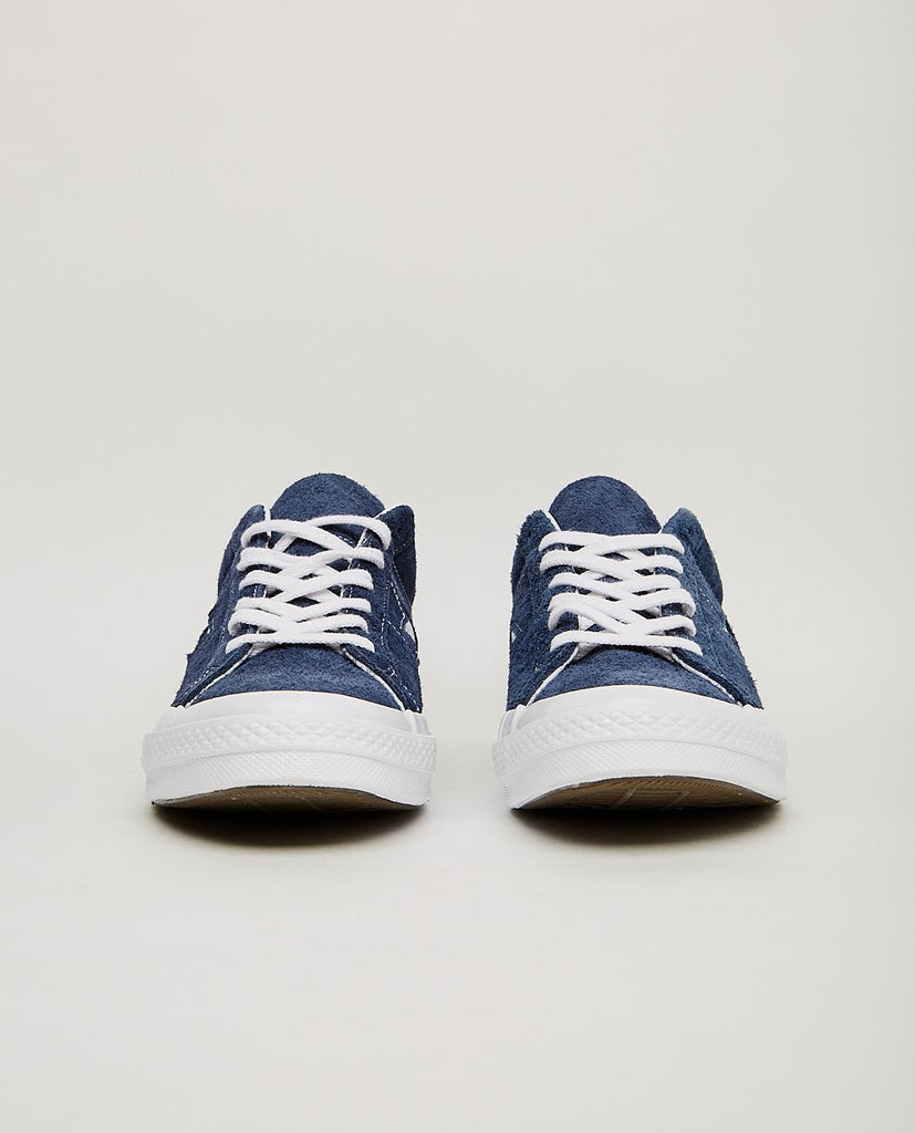 ONE STAR LOW NAVY-CONVERSE-American Rag Cie