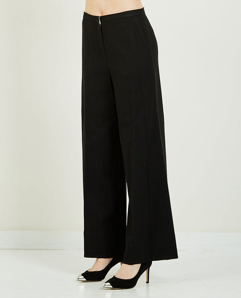 DEMOO ONE TUCK MAXI PANT