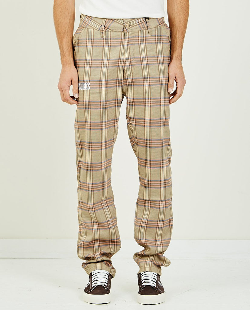 PLEASURES-Orchestra Plaid Pant-Men Pants-{option1]