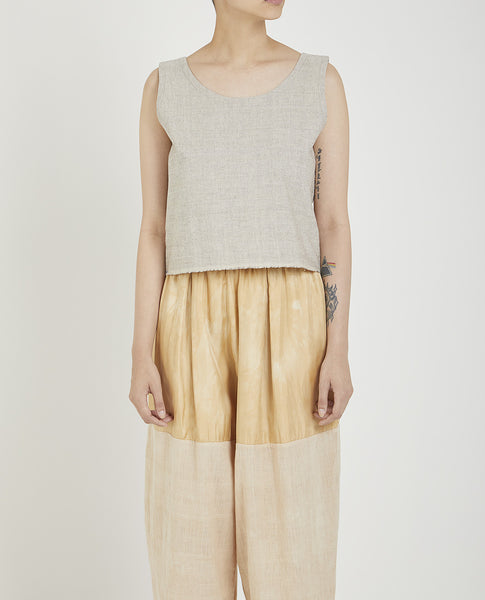MILENA SILVANO ORGANIC COTTON TOP