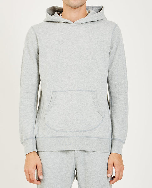 WINGS+HORNS ORIGINAL HOODED PULLOVER