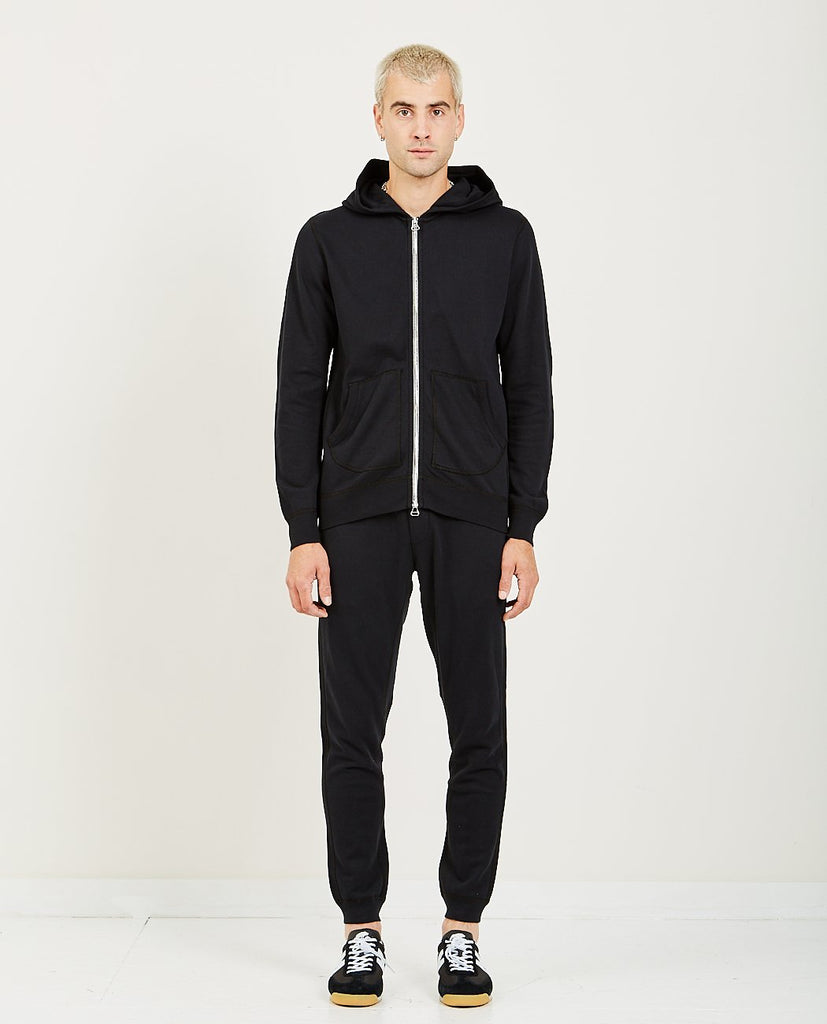 ORIGINAL ZIP HOODIE-WINGS+HORNS-American Rag Cie