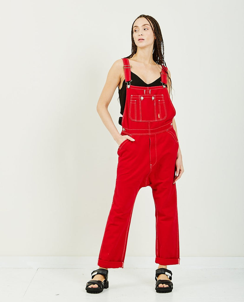 Overalls Red-DENIMIST-American Rag Cie