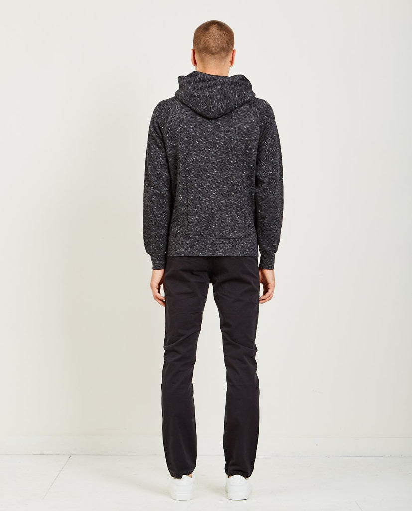 OVERDYED HEATHER HOODIE-ALEX MILL-American Rag Cie