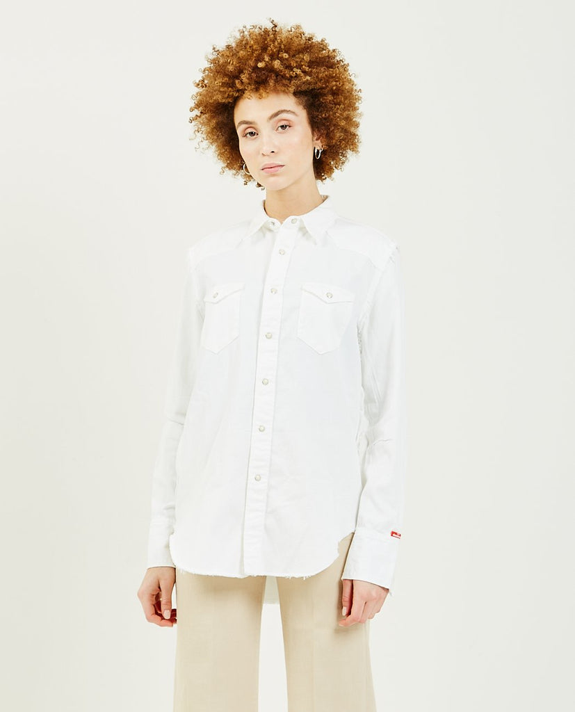 DENIMIST Oversized Cowboy Shirt