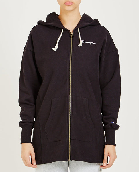 CHAMPION OVERSIZED FULL ZIP HOODIE