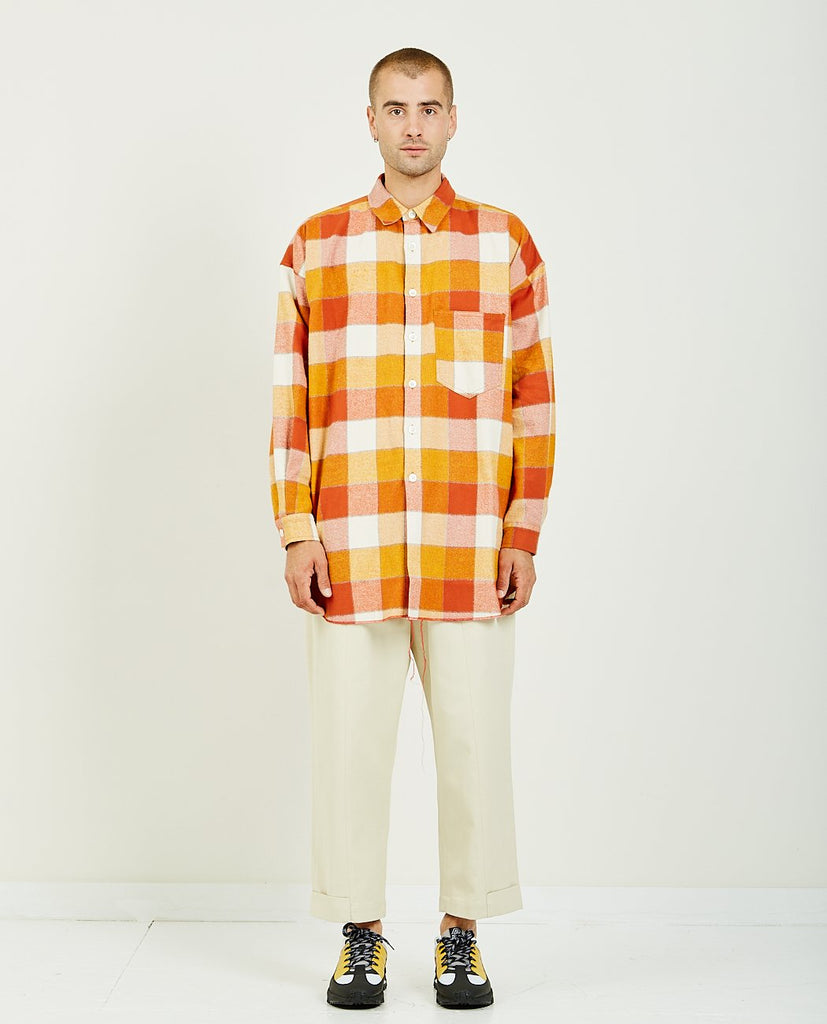OX SHIRT-S.K. MANOR HILL-American Rag Cie